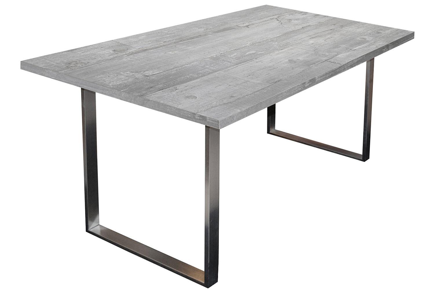 Steel Esstisch 0546/140-90 beton