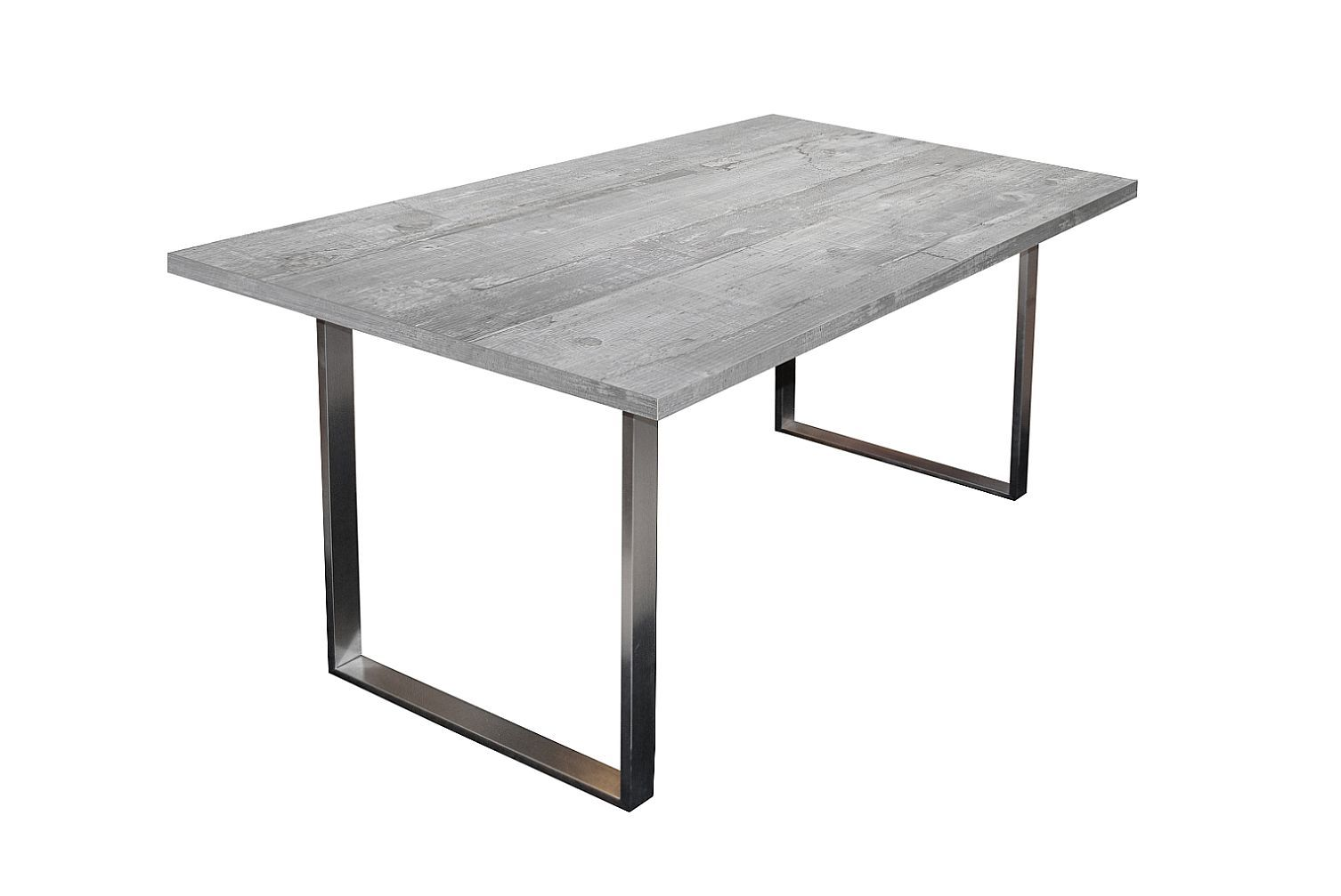steel esstisch 0546 160 90 beton online kaufen. Black Bedroom Furniture Sets. Home Design Ideas