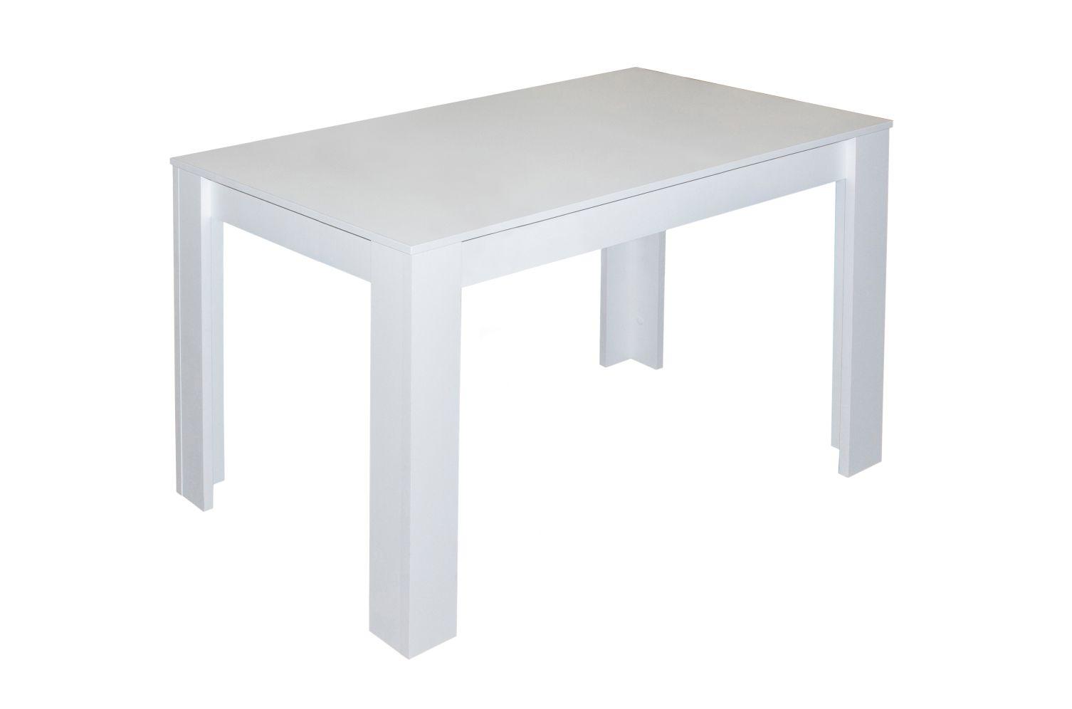 ... Küche Tisch Tische Neu Esszimmertisch Esstisch weiss  eBay