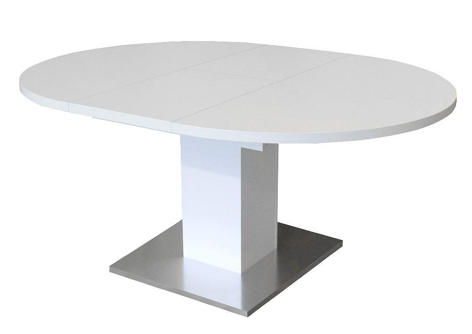 runder tisch esstisch esszimmertisch esszimmer neu speisetisch modern. Black Bedroom Furniture Sets. Home Design Ideas