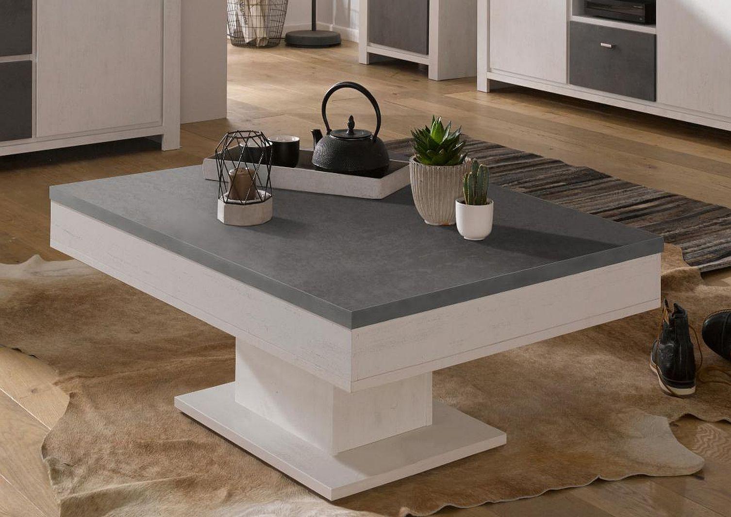 couchtisch wohnzimmertisch designertisch tisch beistelltisch tische 80x80 graphi ebay. Black Bedroom Furniture Sets. Home Design Ideas