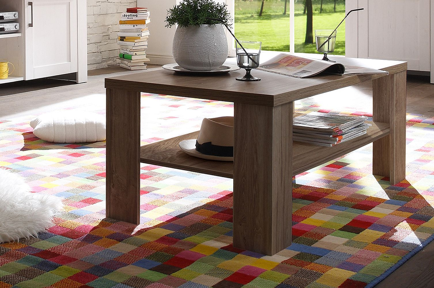 Country Couchtisch 0671/110-N stirling oak