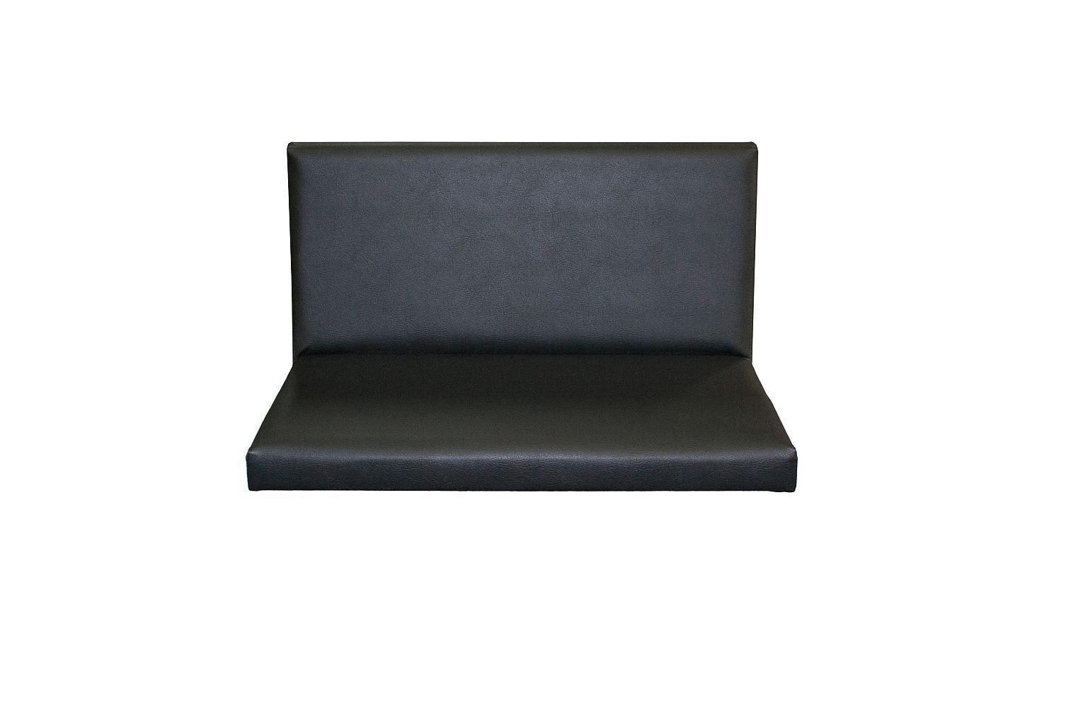 Kissen mit Rückenlehne 1008 schwarz