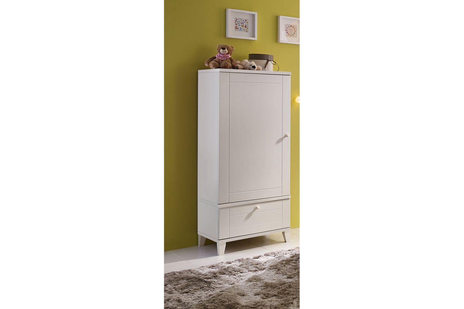 kommode bella 0484 11 weiss matt online kaufen. Black Bedroom Furniture Sets. Home Design Ideas