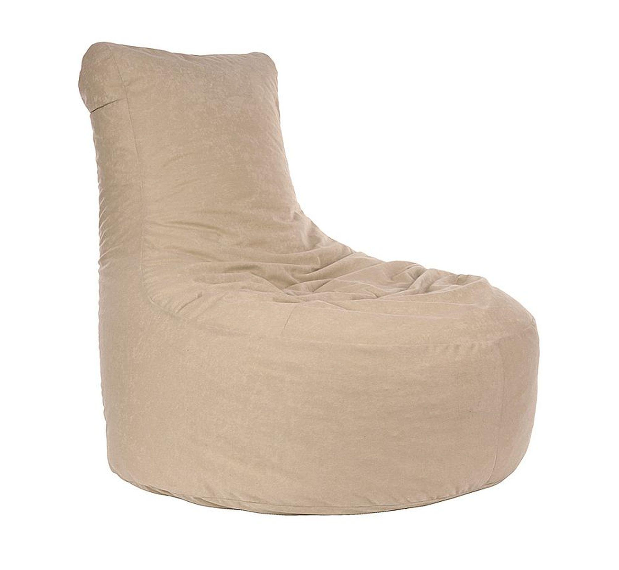 Kids Hogga Sitzsack 409913 beige