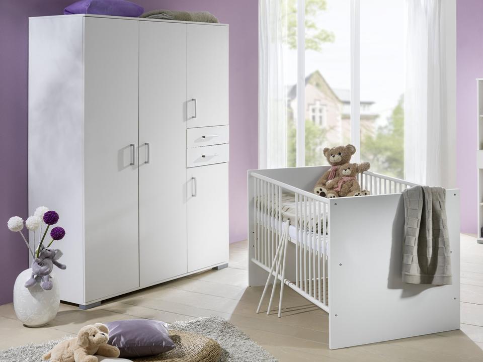babyzimmer komplett babym bel wickeltisch babybett kinderwagen neu kinderzimmer. Black Bedroom Furniture Sets. Home Design Ideas