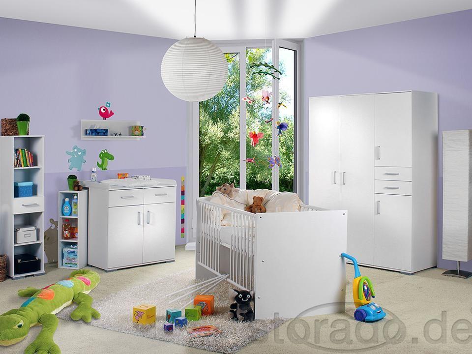 Babyzimmer kinderzimmer babym bel wickeltisch babybett ebay - Exklusive babyzimmer ...