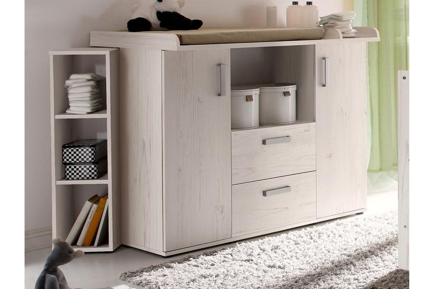 Babyzimmerset Linus 6tlg. anderson pine