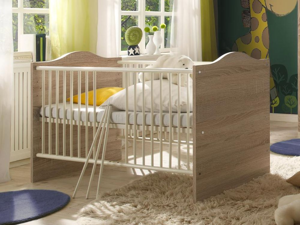 babyzimmer kinderzimmer komplett lucca 2 saegerau 5 tlg. Black Bedroom Furniture Sets. Home Design Ideas