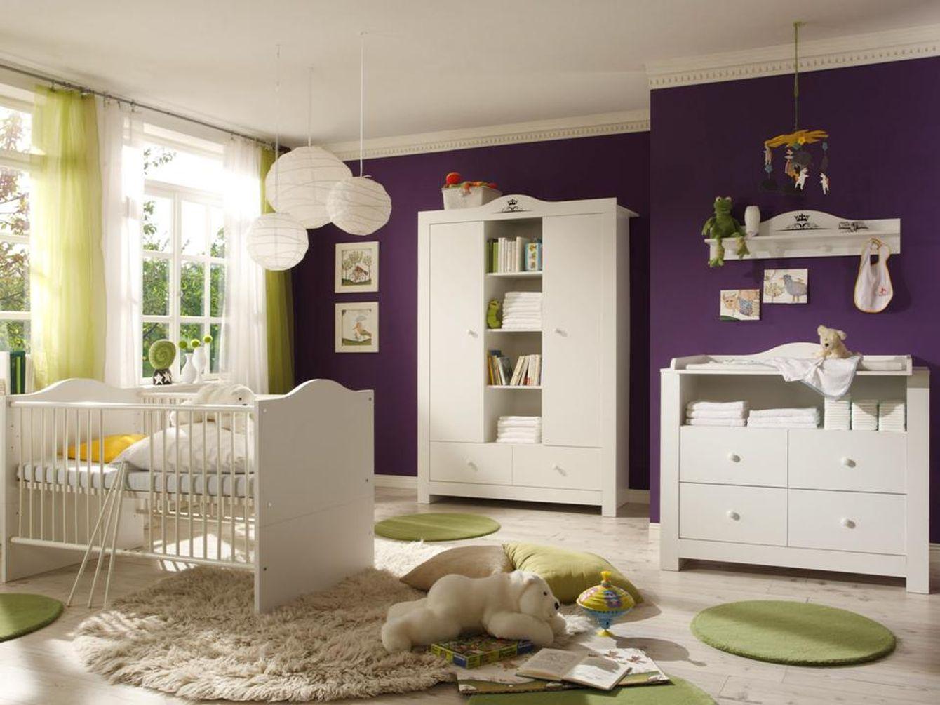 babyzimmer m bel komplett f r eine niedliche gestaltung. Black Bedroom Furniture Sets. Home Design Ideas