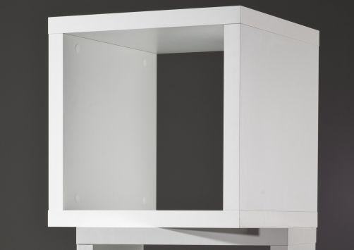 Mac Würfel 1 Stück 0527/1 Weiss-matt