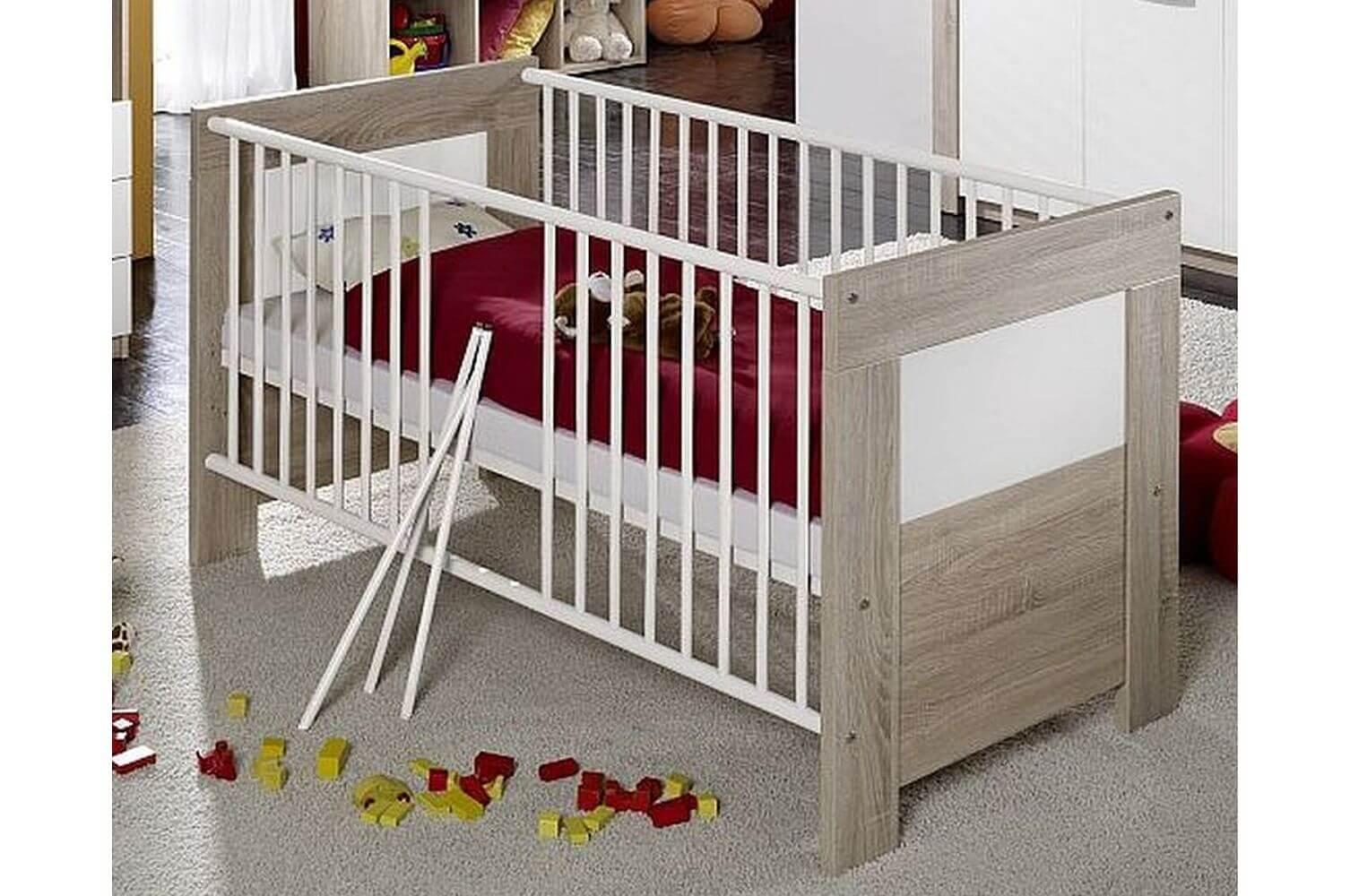 kinderzimmerset babyzimmer babybett wickelkommode babyerstausstattung regal neu ebay. Black Bedroom Furniture Sets. Home Design Ideas