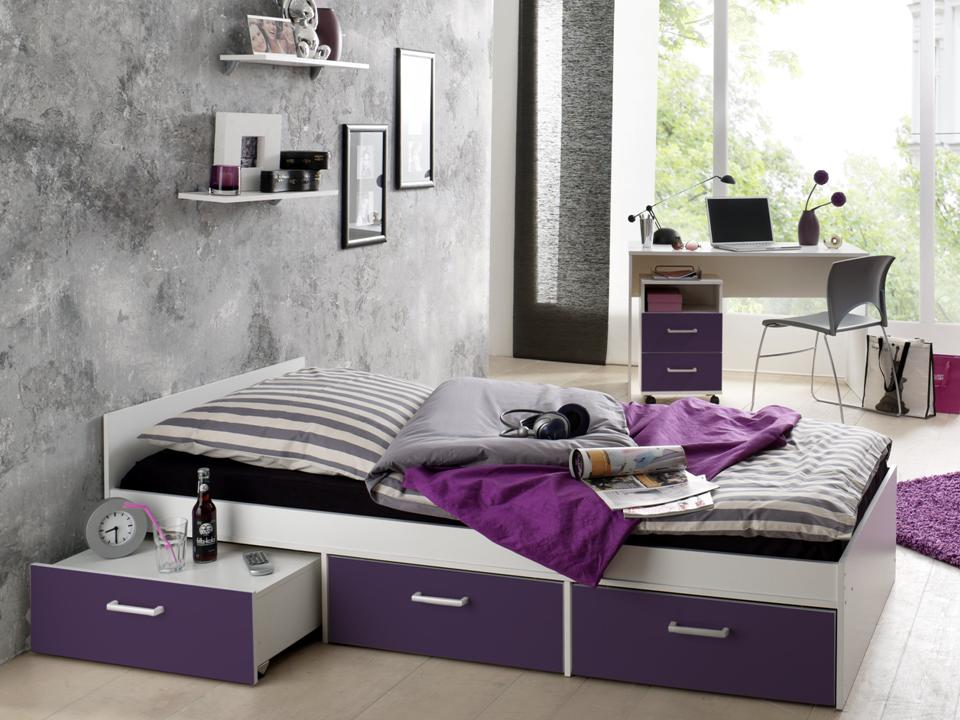 jugendzimmer komplett schreibtisch bett kinderzimmer. Black Bedroom Furniture Sets. Home Design Ideas