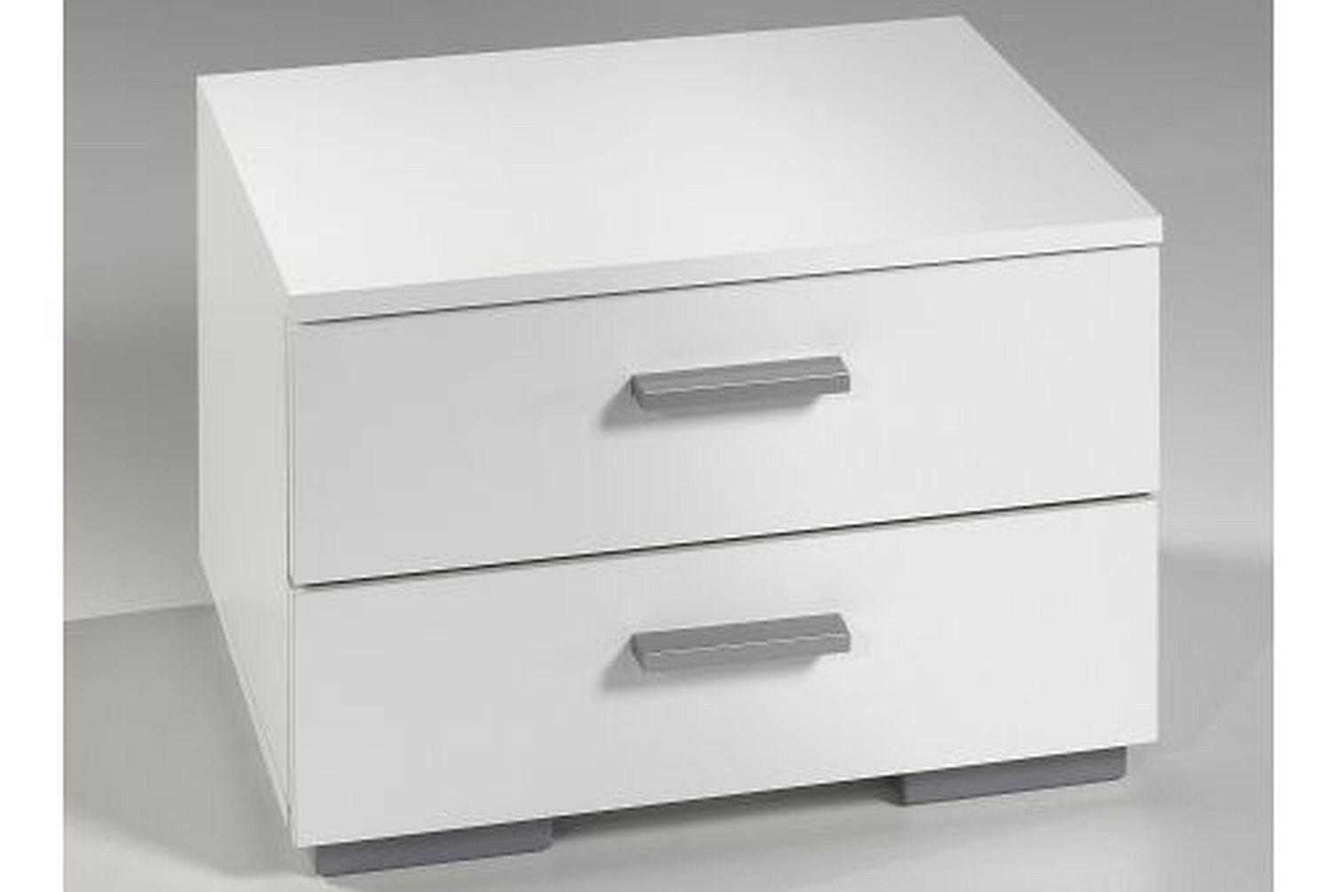 nako two kommode 0802 02 weiss matt online kaufen. Black Bedroom Furniture Sets. Home Design Ideas