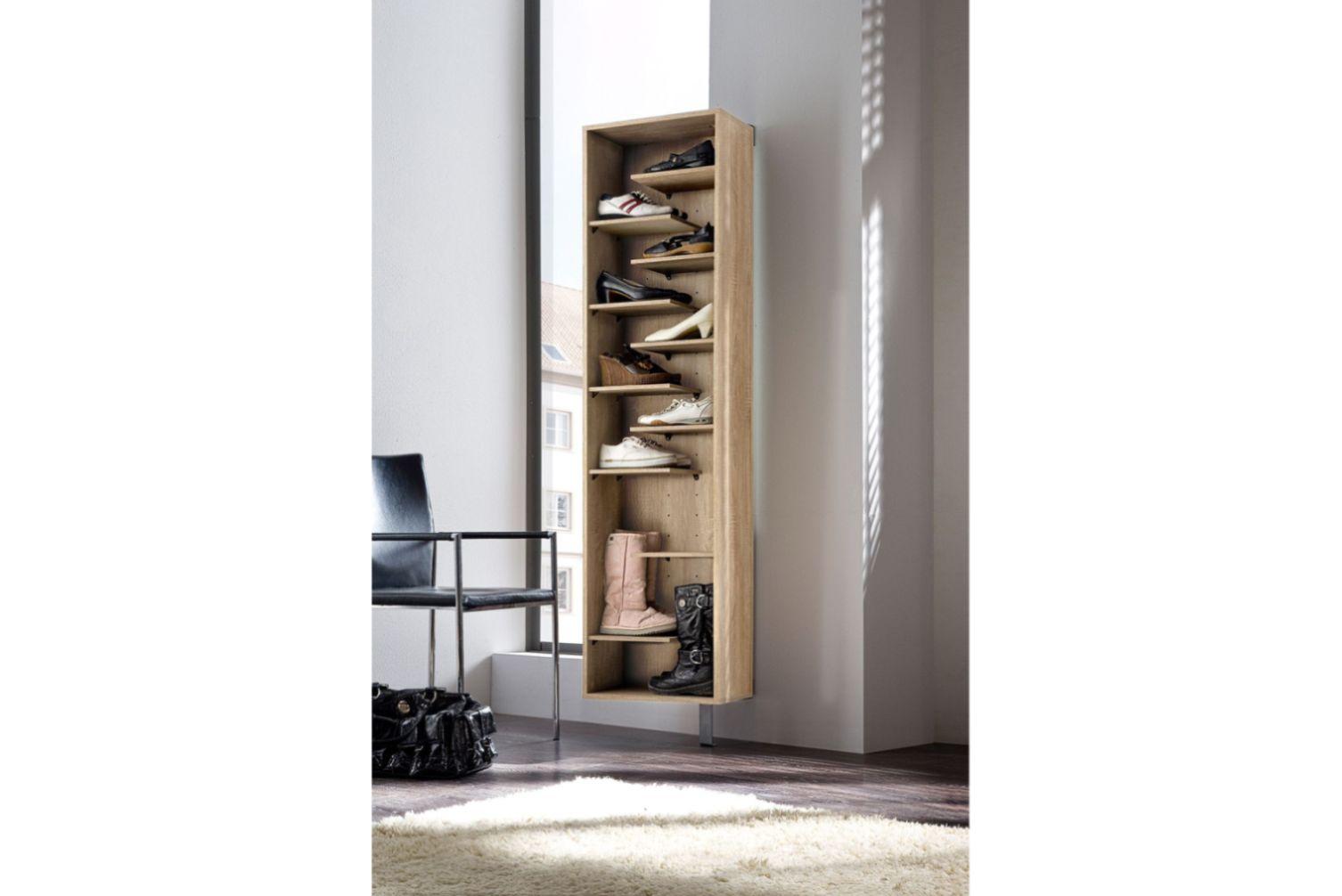 schrank dielenschrank neu schuhschrank schuhregal schuhablage garderobe ebay. Black Bedroom Furniture Sets. Home Design Ideas