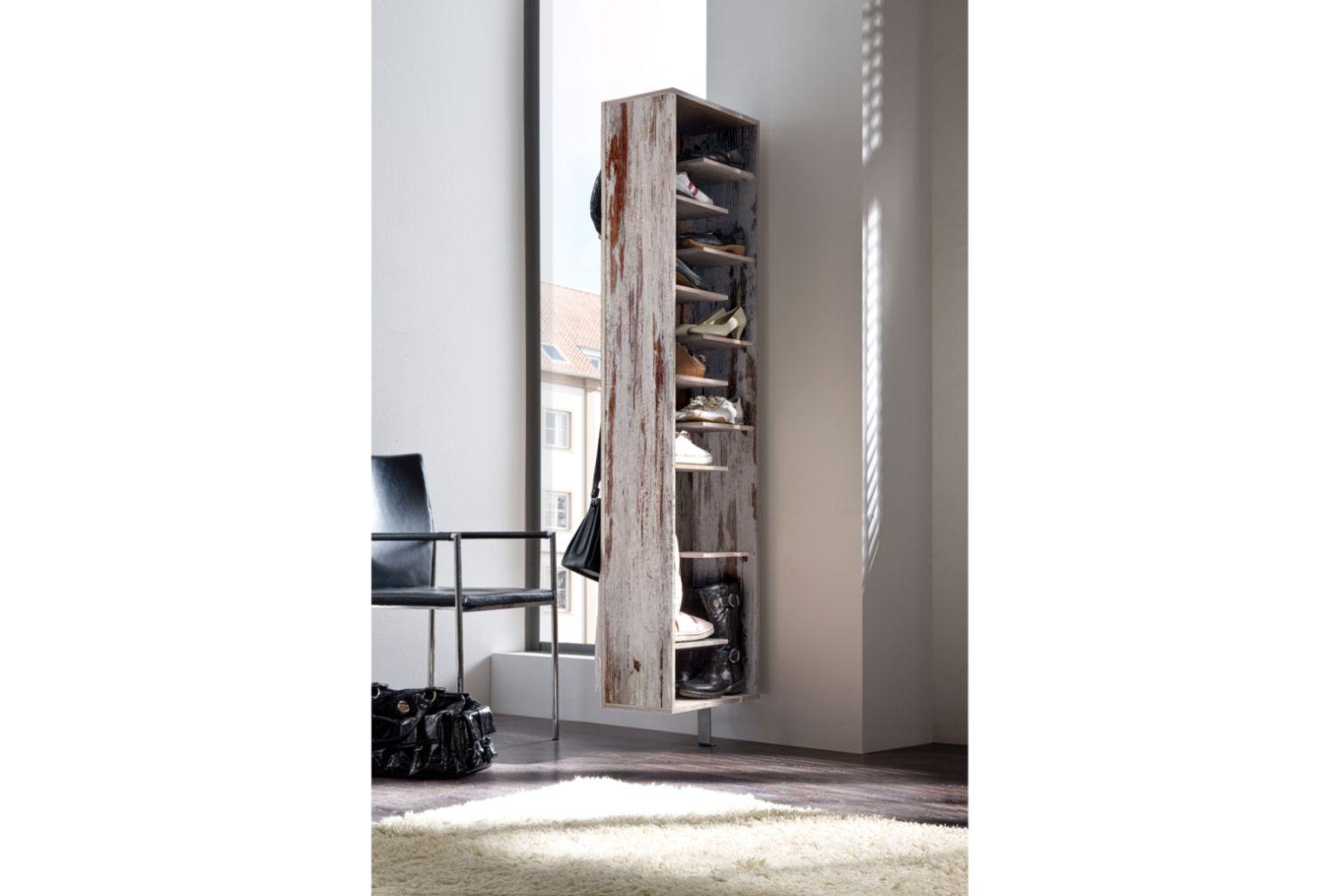 schuhschrank schrank garderobe schuhregal neu schuhablage. Black Bedroom Furniture Sets. Home Design Ideas