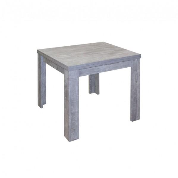Esstisch Zip 80 beton 0590 80 B H T 80 x 78 x 80 cm
