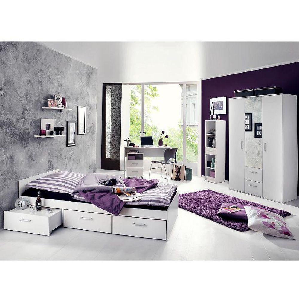 Jugendzimmer steffi restposten ohne rollcontainer tisch - Jugendzimmer steffi ...