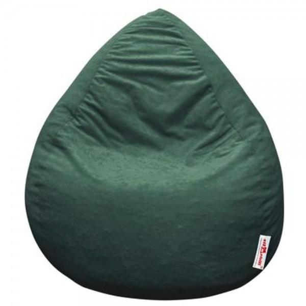 Sitzsack IZZY Plus L 120 Liter MOOSGRUEN 101170