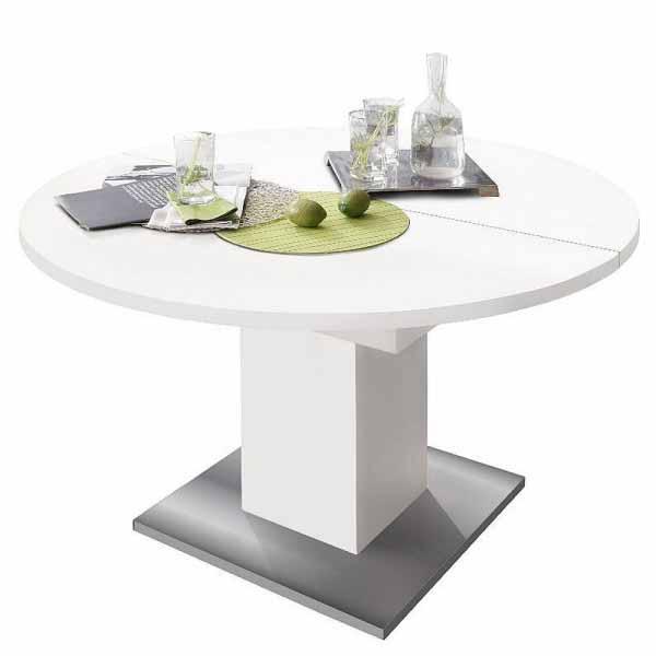 Esszimmertisch  Esstisch 110x60 Küchentisch Ausziehtisch stirling oak ausziehbar