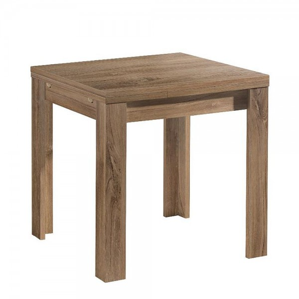 Esstisch Zip 80 stirling oak 0590 80