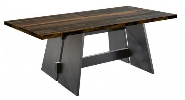 Couchtisch schwarz texas oak 120x45x70 Mister2 SW CT-120 EAN4044393268544