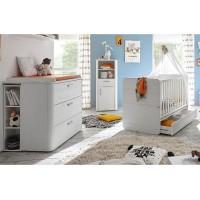 Babyzimmer Lara Set 2 anderson pine 5 tlg.