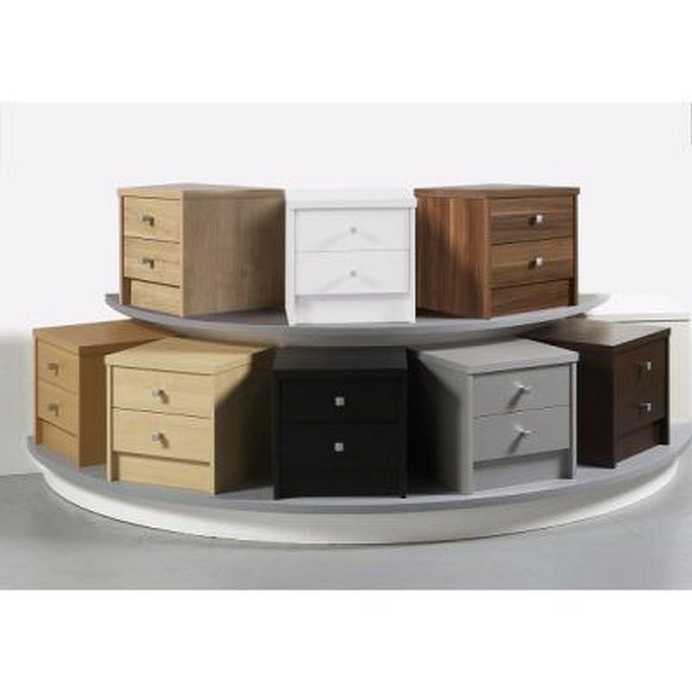 one 02 kommode 0801 02 weiss matt. Black Bedroom Furniture Sets. Home Design Ideas